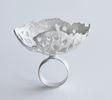 Random Processes, ring, 2009, silver, 40 mm